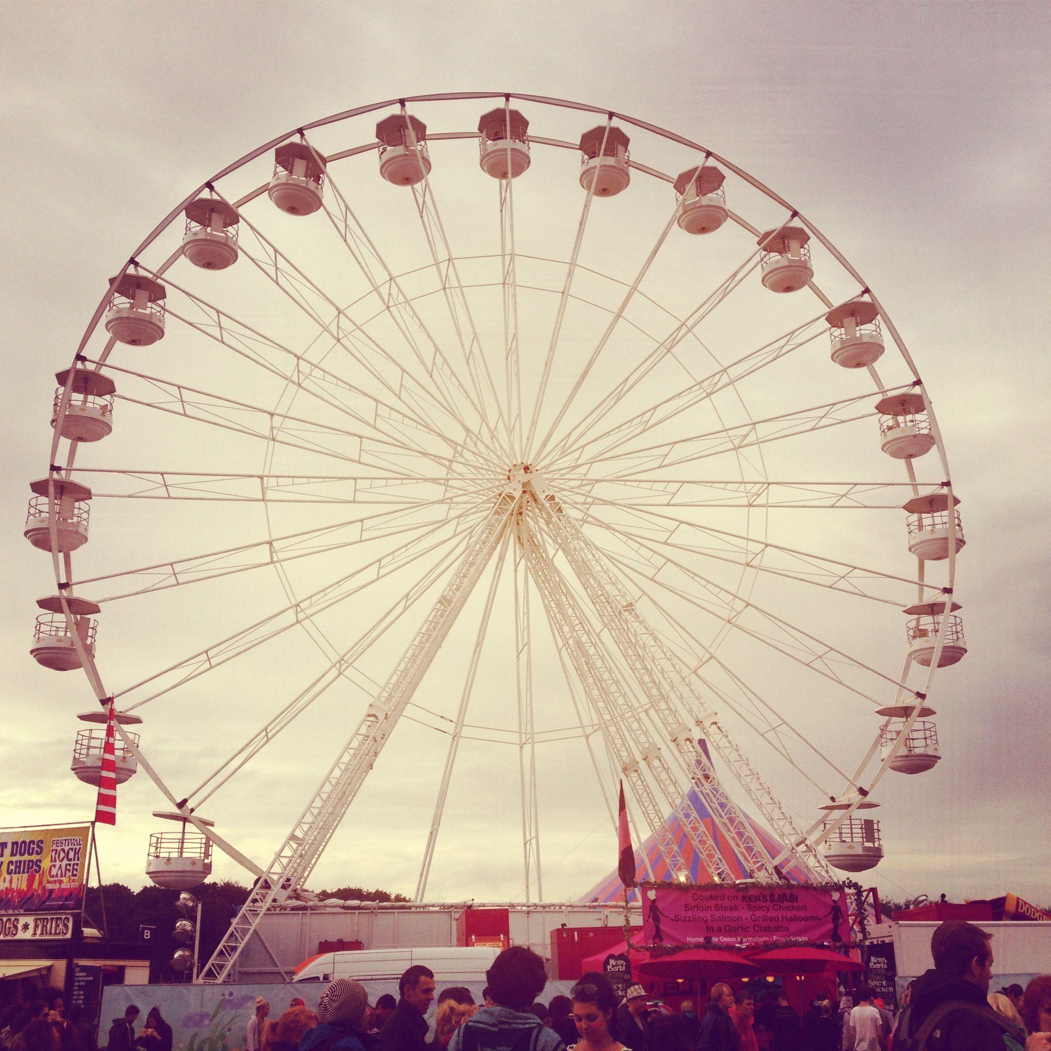 Retro fairground rides!