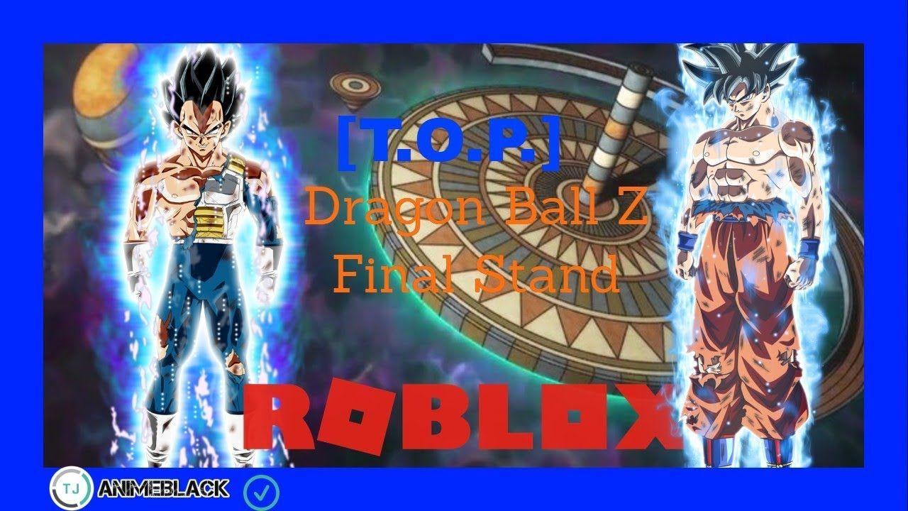 Dragon ball z final stand Future - Tournament Of Power