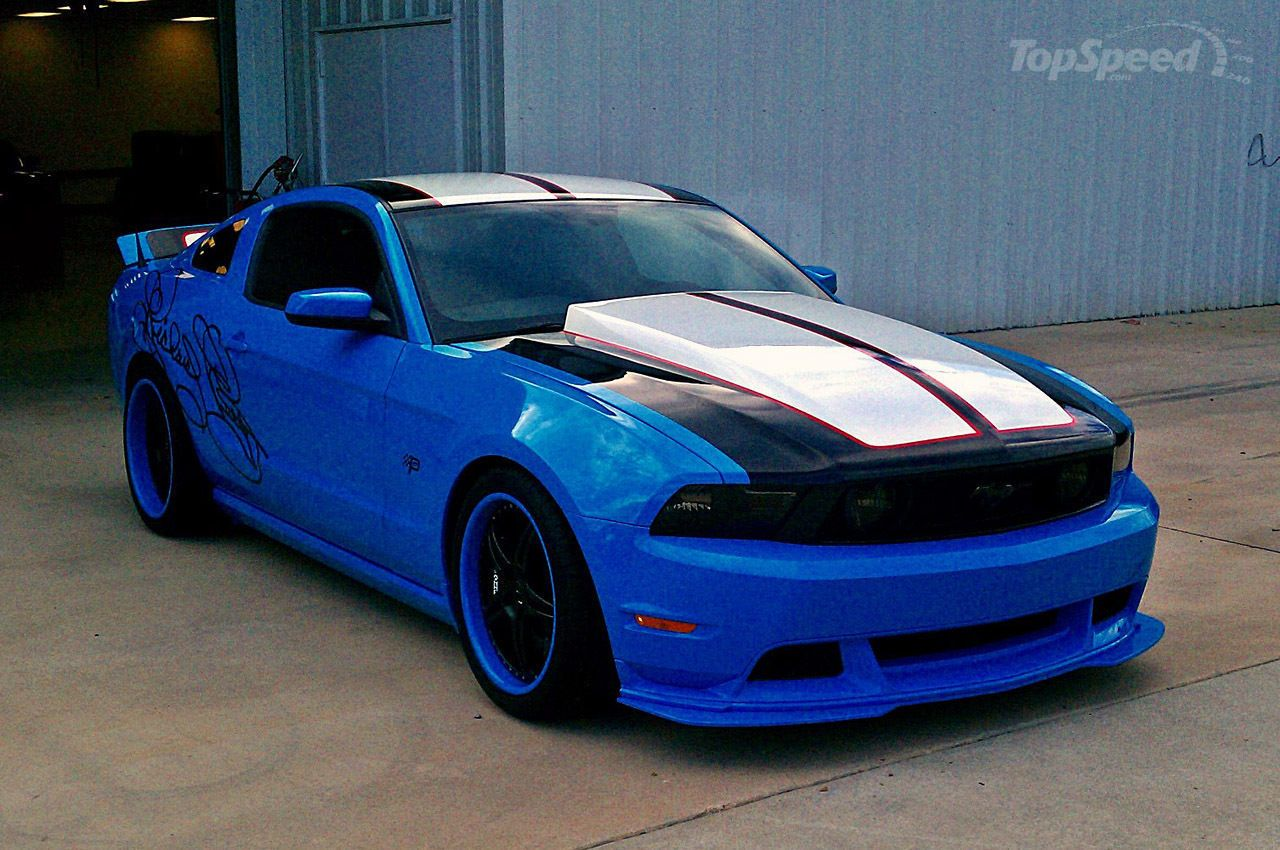 Ford  Mustang  (King Petty Signature)  2011
