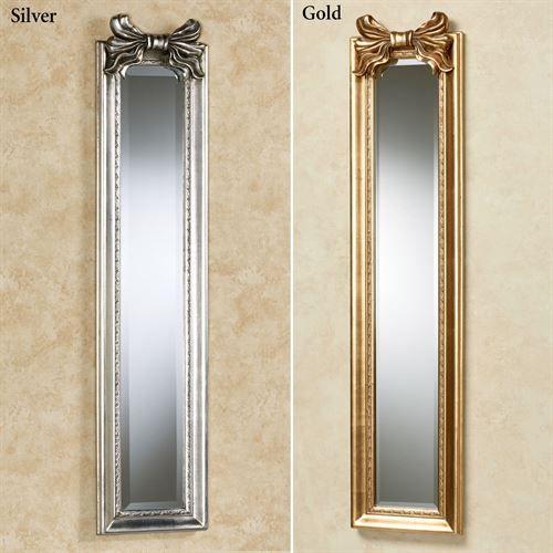 Delicate Darling Narrow Wall Mirror Panel In 2020 Mirror Panels