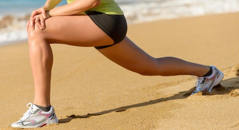4 Quick Leg Exercises That Get Incredible Results