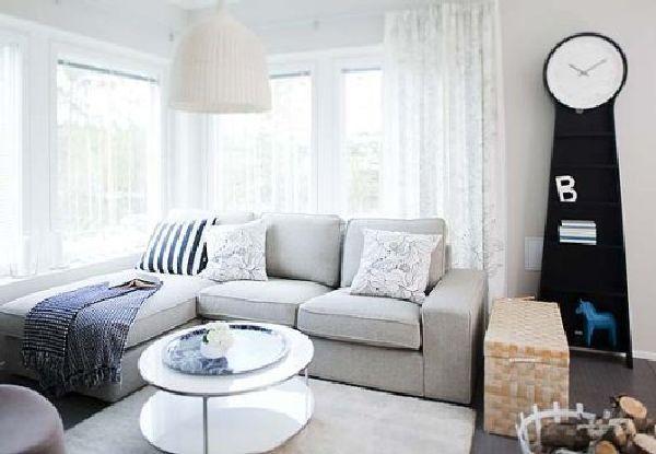 Decoracion salas de estar ikea sal n ikea dise os de - Muebles de salon modernos ikea ...