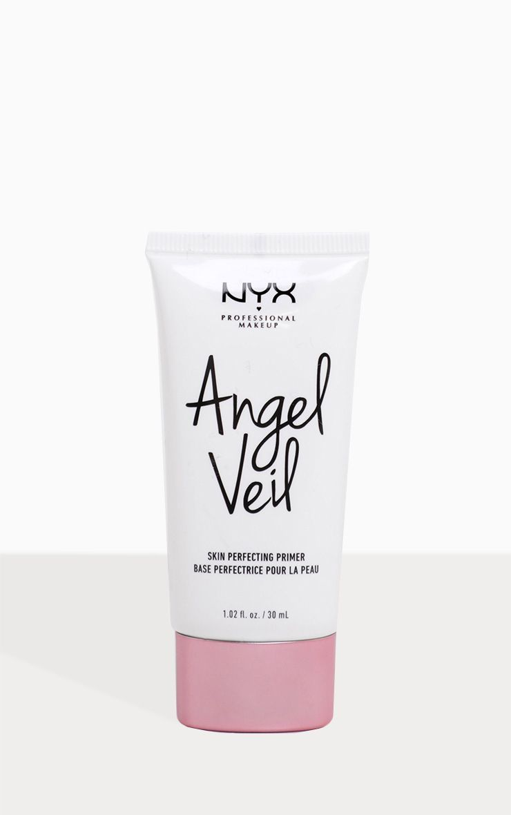 Nyx Pmu Angel Veil Skin Perfecting Primer In 2020 Nyx Professional Makeup Professional Makeup Makeup Base