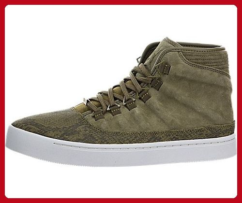 Nike Men's Jordan Westbrook O Militia Green/Black/LightBone/White 768934-305 (SIZE: 8.5) - Our favorite sneakers (*Amazon Partner-Link)