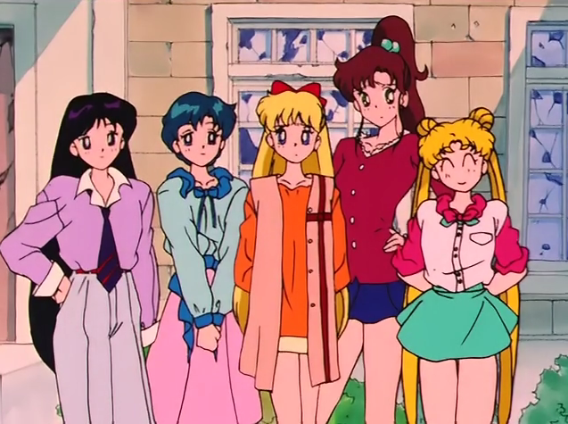 Sailor Moon fashion and outfits : Photo | Unsorted Pins ...