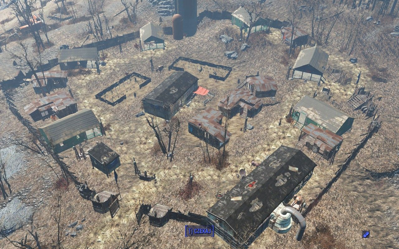 More of my basic settlements. This time Sunshine Tidings
