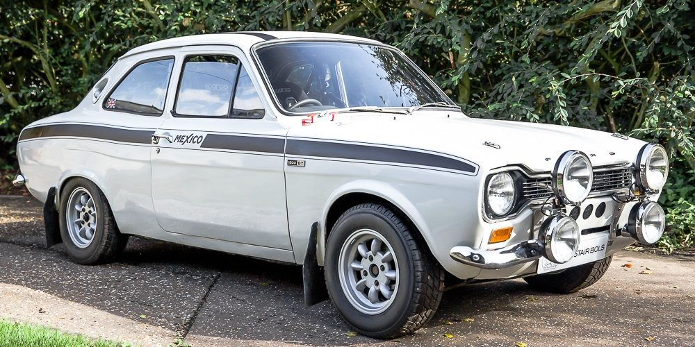 Doesn\'t Need Flares: 1971 Ford Escort Mexico 1600GT | Photography ...