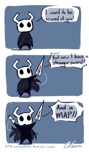 The Mexa Bugo Aproves That Wall Hollow Knight Memes And Random