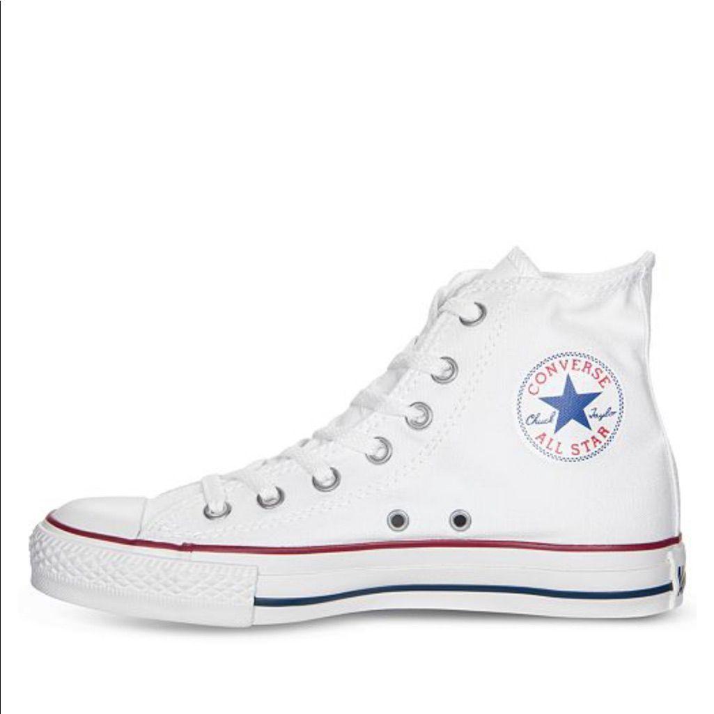 white converse high tops shoe carnival