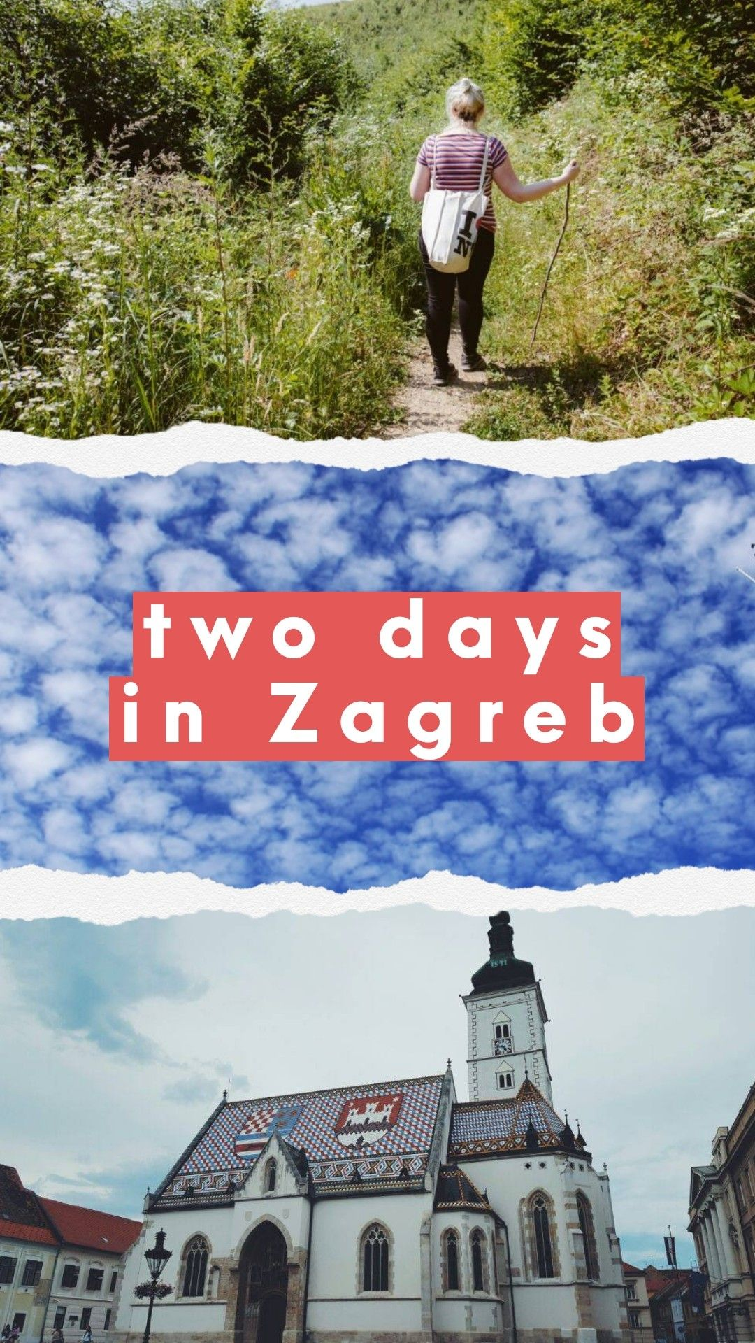 Two Day In Zagreb Croatia In 2020 Travel Impressions Travel Blog Traveling By Yourself