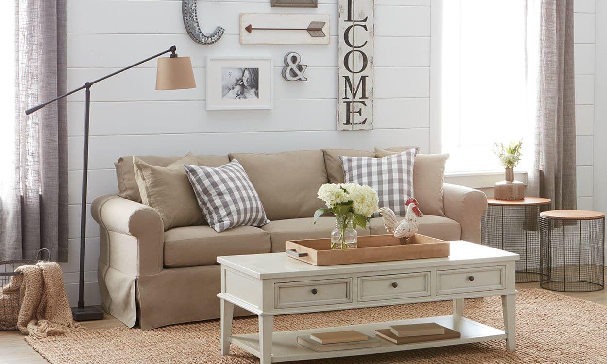 Charming Farmhouse Decorating Ideas - Overstock.com ...