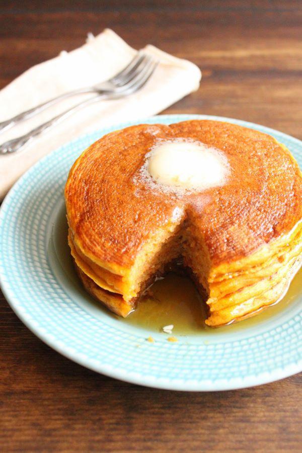 Buttermilk Pumpkin Pancakes Wild Wild Whisk Recipe Pumpkin Buttermilk Pancakes Pumpkin Recipes Pumpkin Pancakes