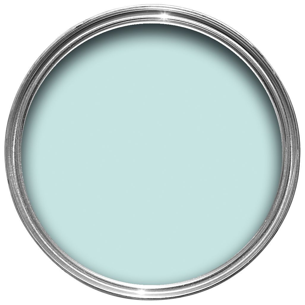 Colours Paradise Blue Silk Emulsion Paint 2 5l Departments Diy At B Q