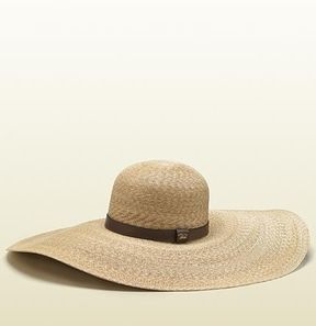 f65471efcd4853 Natural Straw Wide Brim Hat on shopstyle.com | Swimsuits/Cover Ups ...