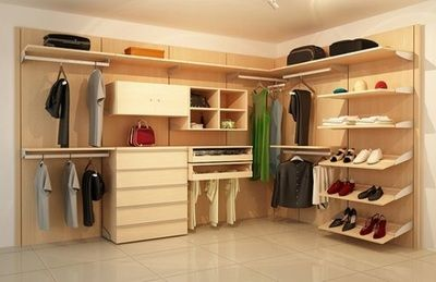 Vestir armarios empotrados beautiful armario forrado with - Vestir armarios por dentro ...