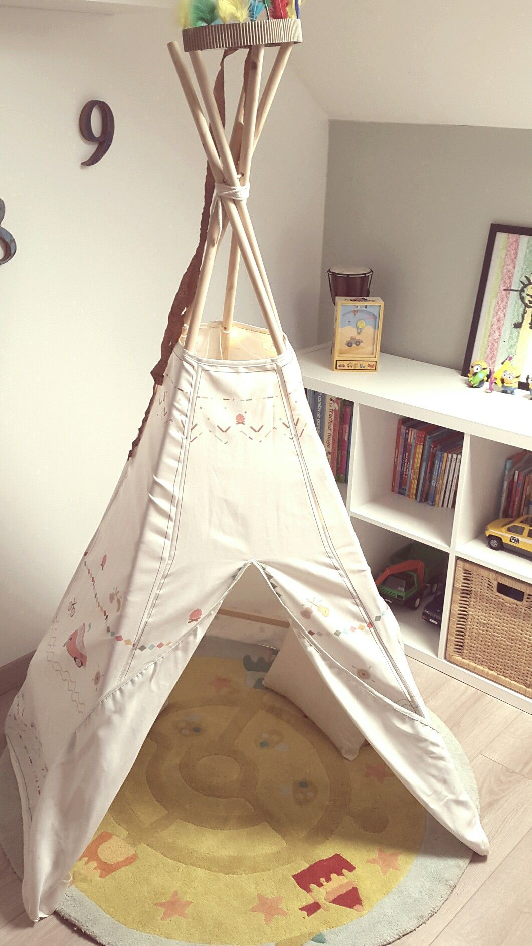 Tipi indien little nice things chambre gar on kidroom pinterest tipi indien indien et nice - Tipi indien chambre ...