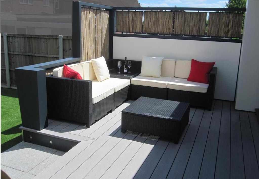 garden designers could composite decking be for your next