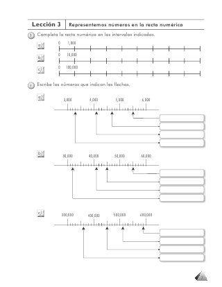 Cuadernillo de ejercicios matematicas 4°   matemáticas   Pinterest ...