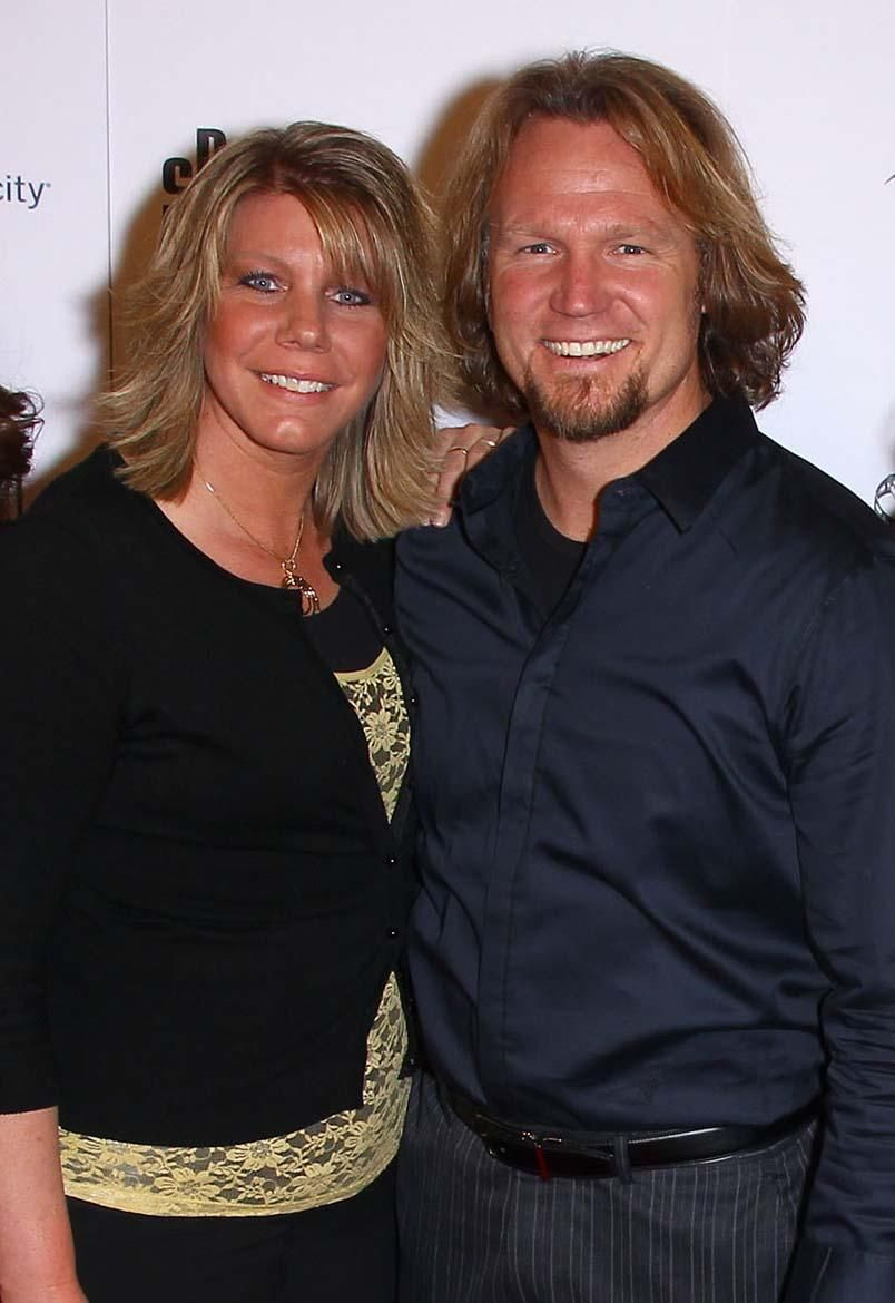 One Of The Sister Wives Got Catfished By A Woman Posing As A Man Tv Guide Sister Wives Sister Wife Sister Wives Meri