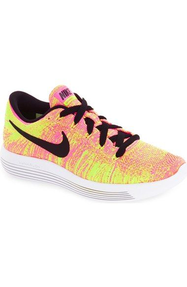 4b33ce6157187 ... shop nike flyknit lunarepic running shoe women available at nordstrom  black white black bd6bd d019e