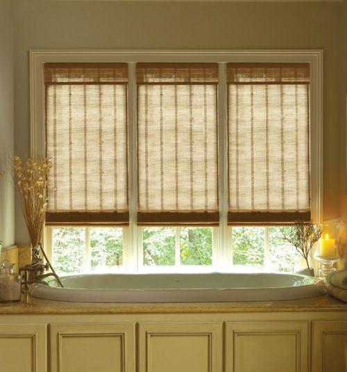 Levolor Natural Woven Wood Shades Vertical Window Blinds Blinds Design Modern Blinds