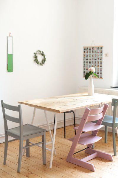4 DIY Tischbeinideen: Gestalte Deinen Individuellen Tisch | SoLebIch.de  Foto: Manu