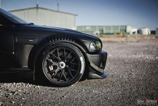 Bmw E46 M3 Matte Black Ride Bmw Cars Bmw E46 Modified Cars