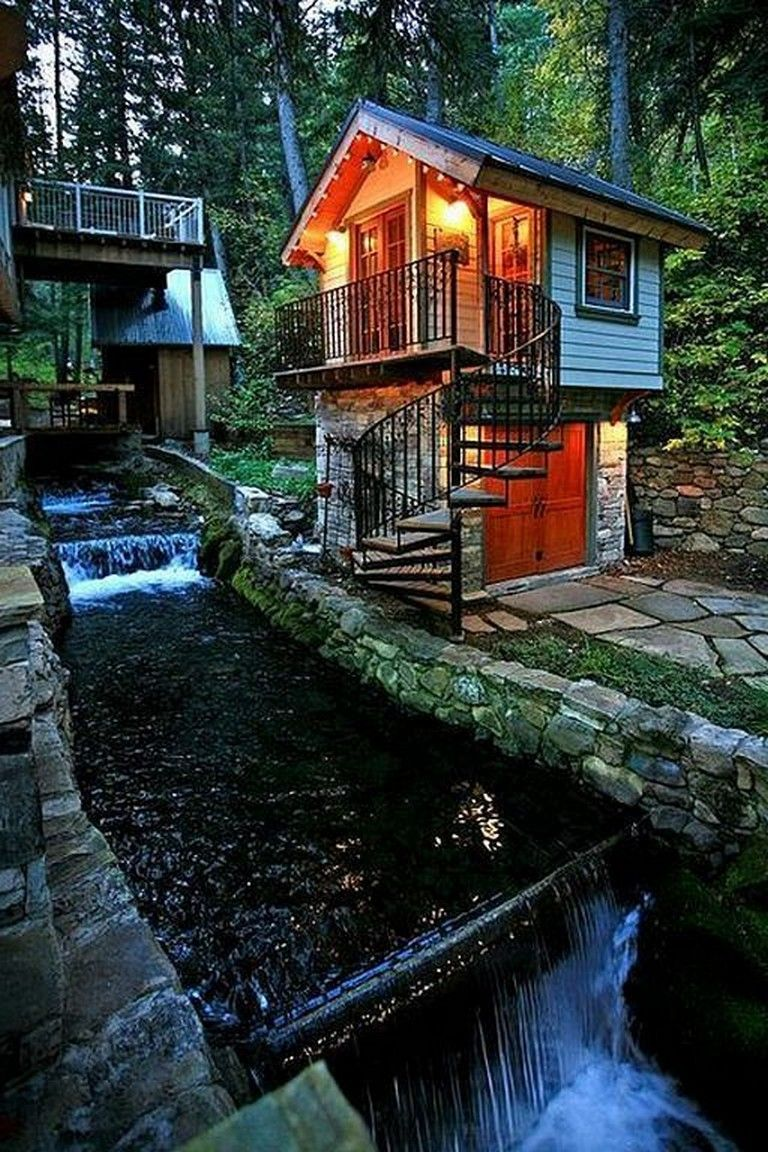 41 Awesome Tiny Stone Cottage Interior And Exterior Design Ideas Page 16 Of 43 In 2020 Cottage Interiors Stone Cottage Exterior Design