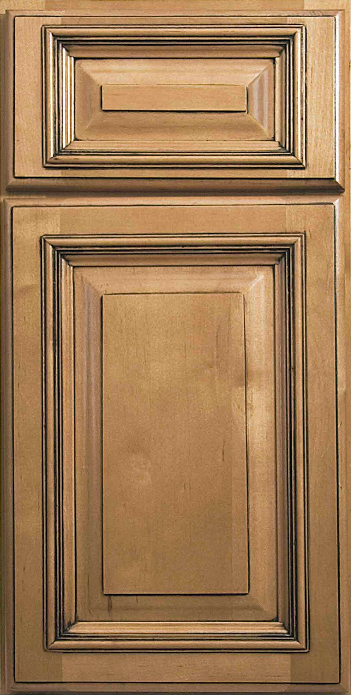 Woodbridge glaze style sample kitchen cabinet door pictures