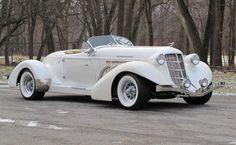 Auburn 852 Speedster 1936 replica – Just look at it – it's gorgeous. #wedding…