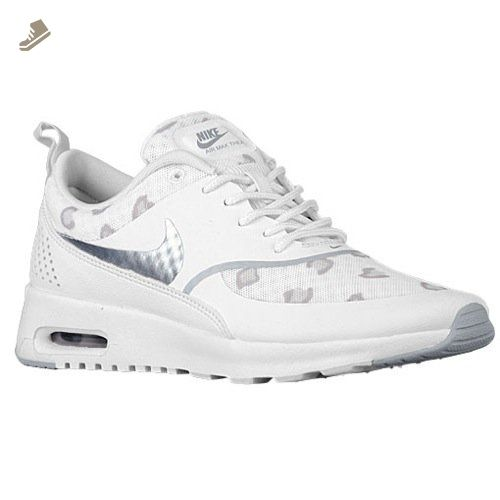Womens Shoes Nike Air Max Thea White/Pure Platinum/Bamboo/Wolf Grey