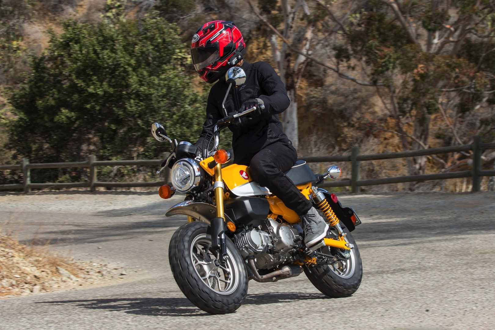 2019 Honda Monkey Review 14 Fast Facts In 2020 Honda Monkey Pictures Honda Grom