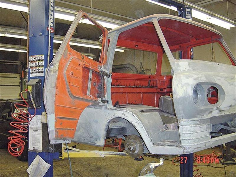 Aftermarket Ford Truck Door Hinges Custom Vans Ford Van Cool Trucks