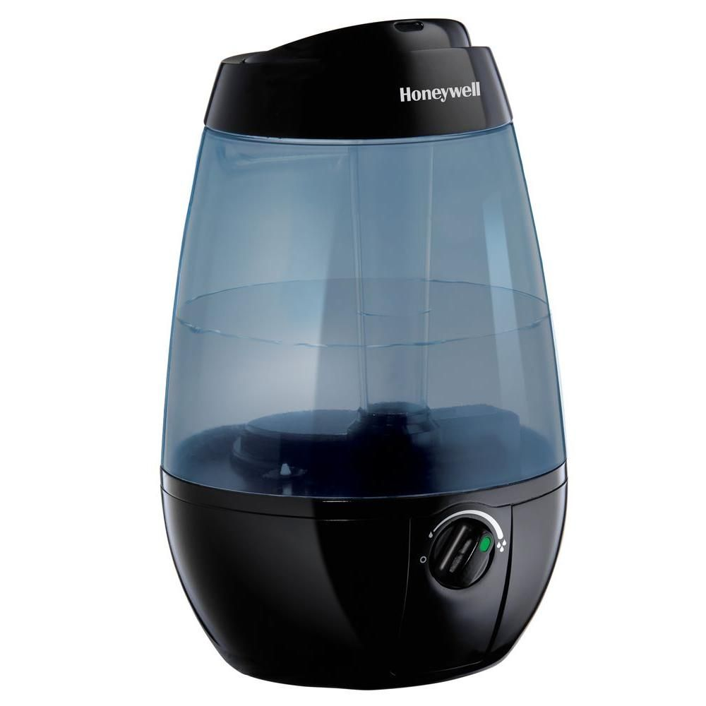 Honeywell 1 Gal. Ultrasonic Cool Mist Humidifier, Blacks