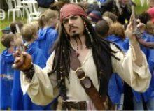 Caribbean Pirates Theme - Stunt Performers | Brighton| South East| UK