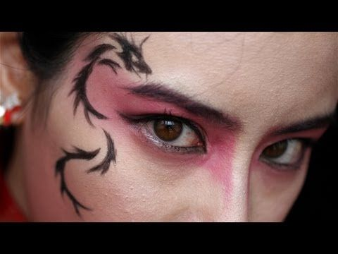 Chinese New Year Makeup Tutorial