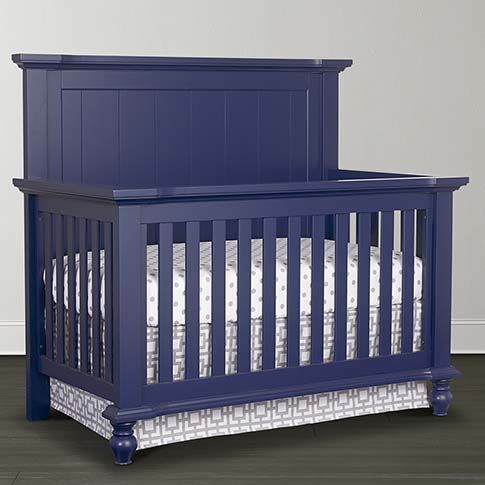 Provence 3 in 1 Upholstered Crib 57790404 by Bassett Furniture in ...