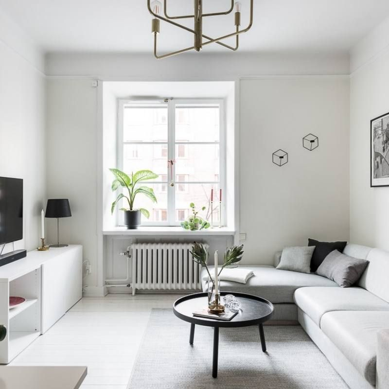 51 Scandinavian Stylish Living Room Decor Ideas Stylish Living Room White Room Decor Living Room Scandinavian