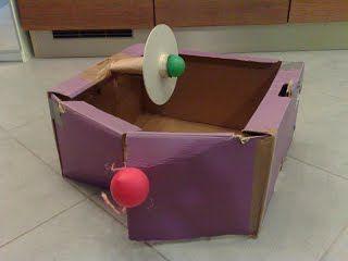 Bricolage Bambini ~ Nannabobo macchinina cartone bambini fai da te