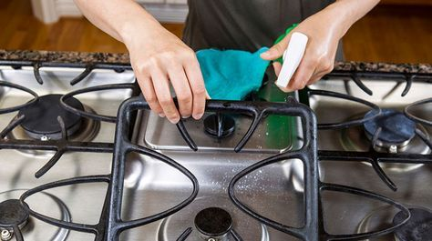How To Clean Grease Off The Most Common Kitchen Surfaces
