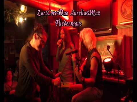 """""""Fliedermaus""""   von und mit: ZartCoreDuo Aurelia&Max"""