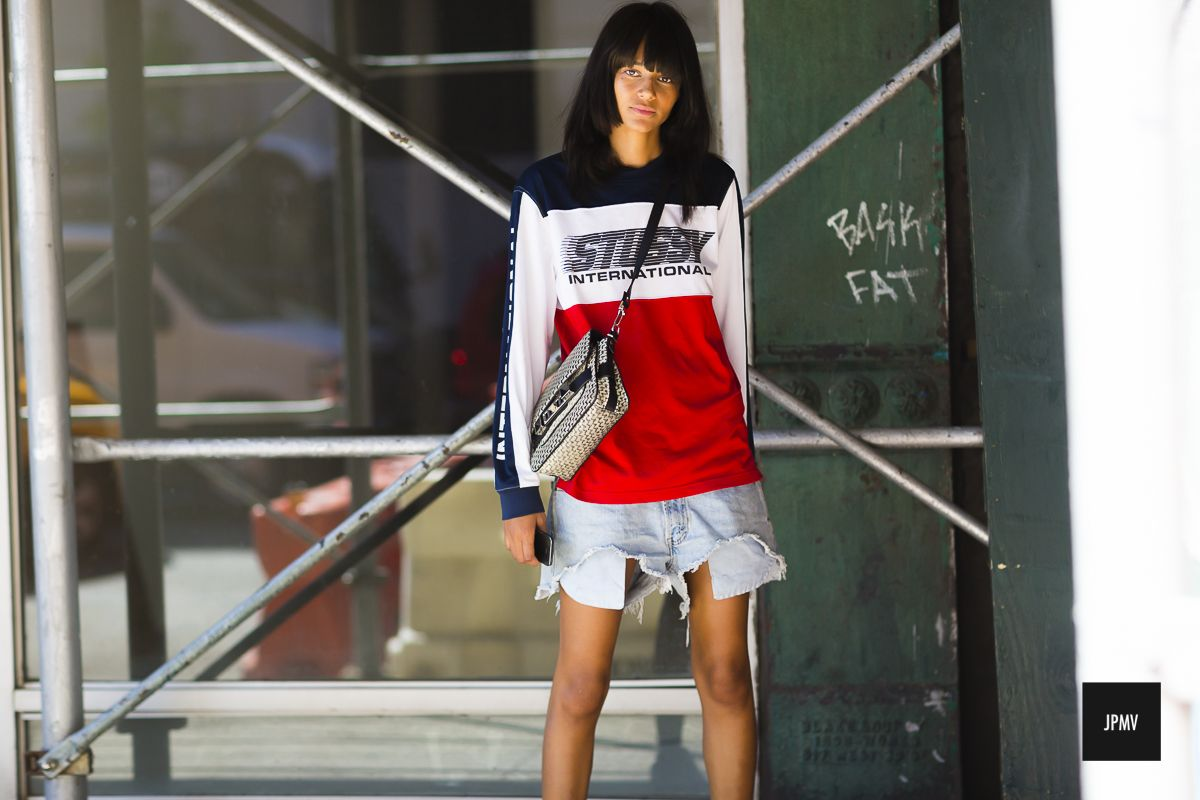 J'ai Perdu Ma Veste / Binx Walton – New York  // #Fashion, #FashionBlog, #FashionBlogger, #Ootd, #OutfitOfTheDay, #StreetStyle, #Style