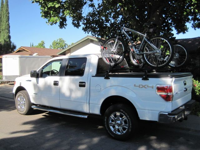 2006 Ford F150 Roof Racks Google Search Tonneau Cover Bike