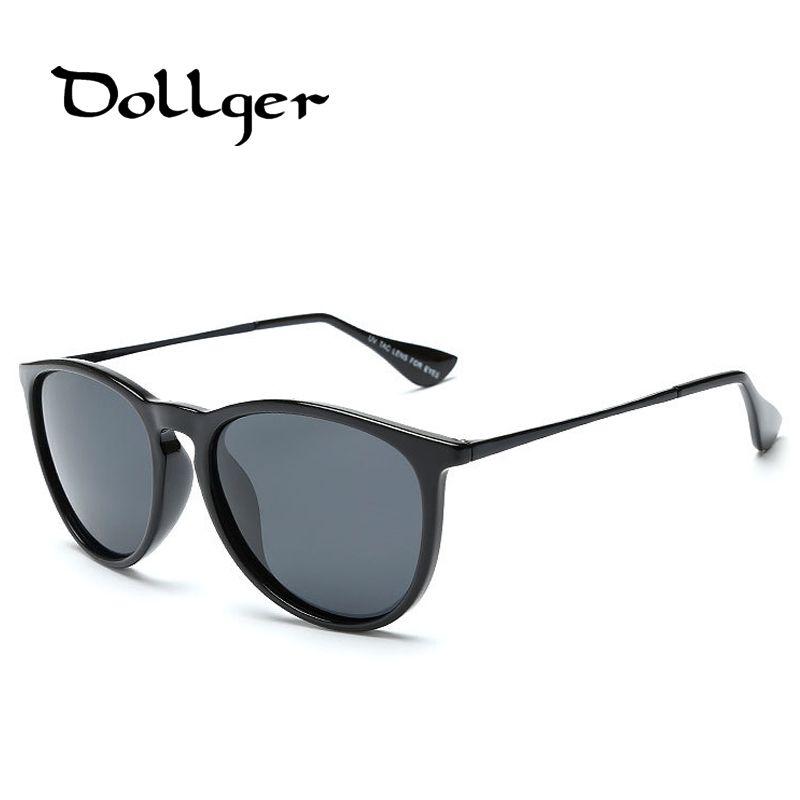 00aeb6127e DOLLGER Women Sunglasses Brand Designer 2016 Polarized Luxury Retro Men Sun  Glasses Polarized UV400 Original With