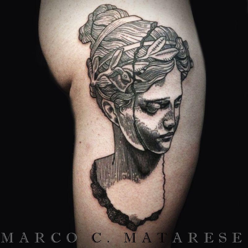 Tattoo By Marco C. Matarese | Mais tattoos | Pinterest | Tatuajes ...