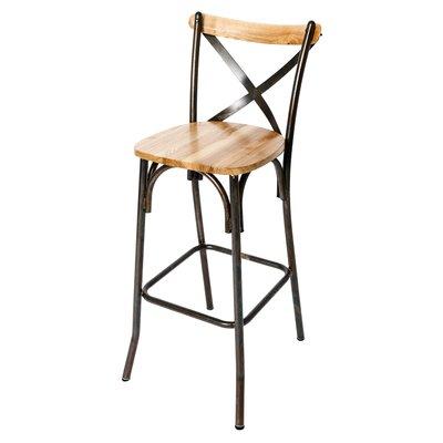 Bfm Seating Henry 28 75 Quot Bar Stool Bar Stools Stool