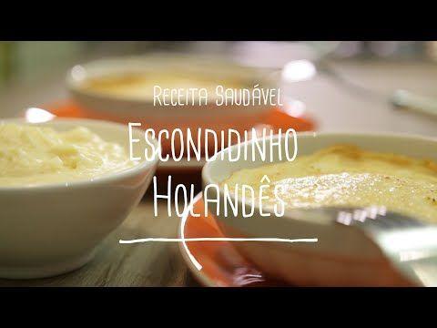 Escondidinho de batata e carne moída | Receitas Saudáveis - Lucilia Diniz - YouTube