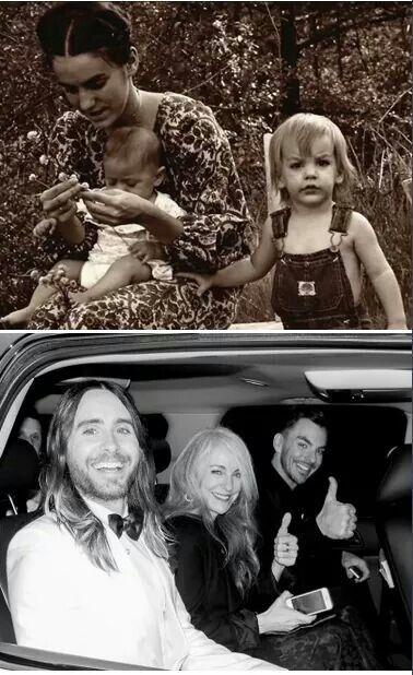 Daughter jared leto Did Jared