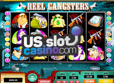 Slots Casino Topgame