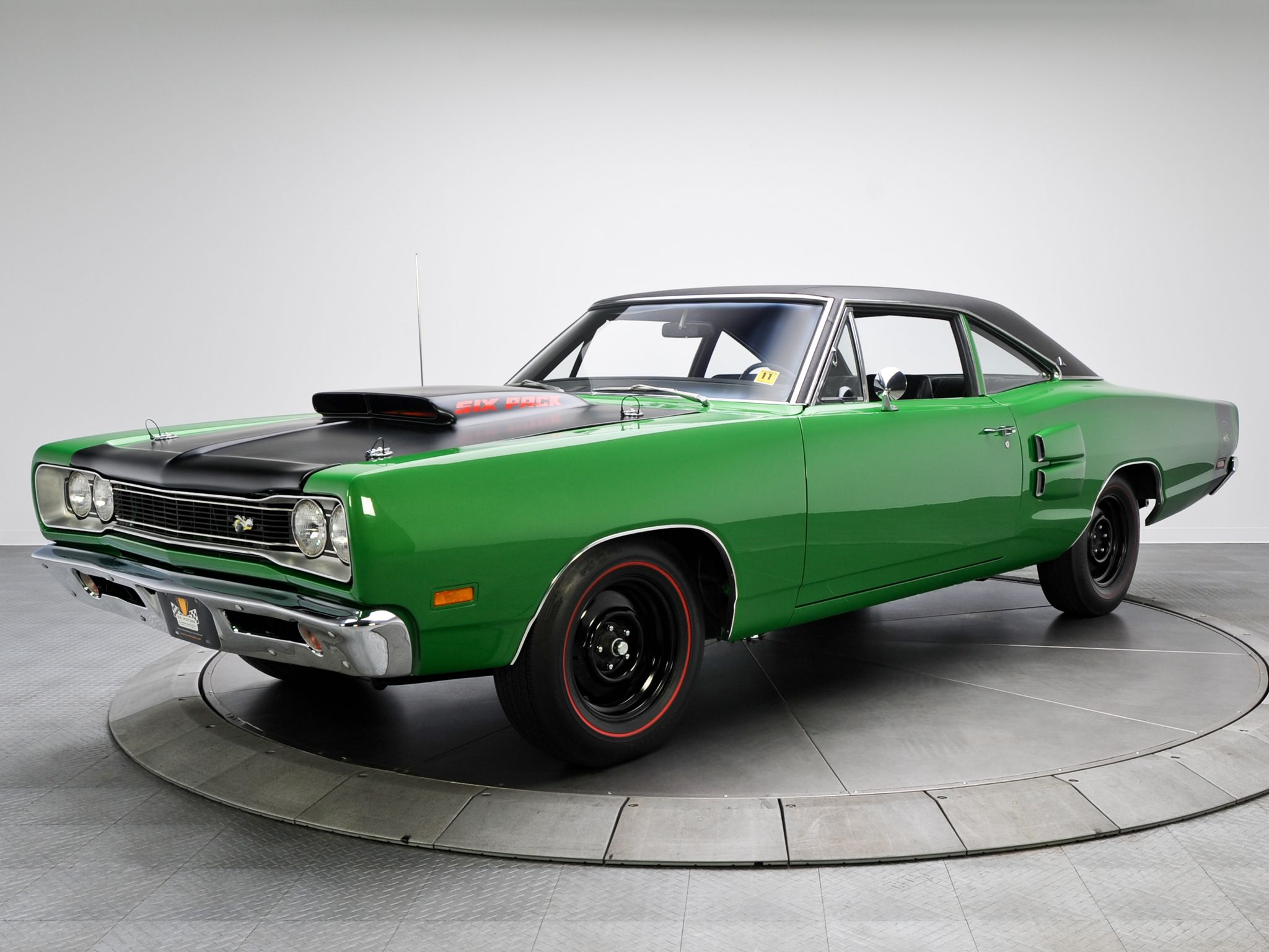 1969 dodge coronet super bee 440 six pack coupe wm21 | mopar